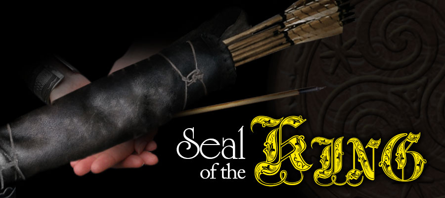 New Seal of the King video August 2014