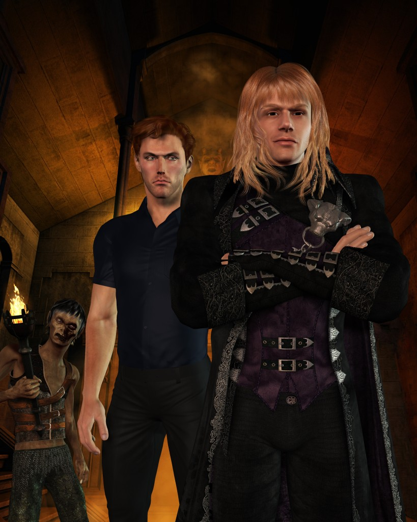David and The Dark One