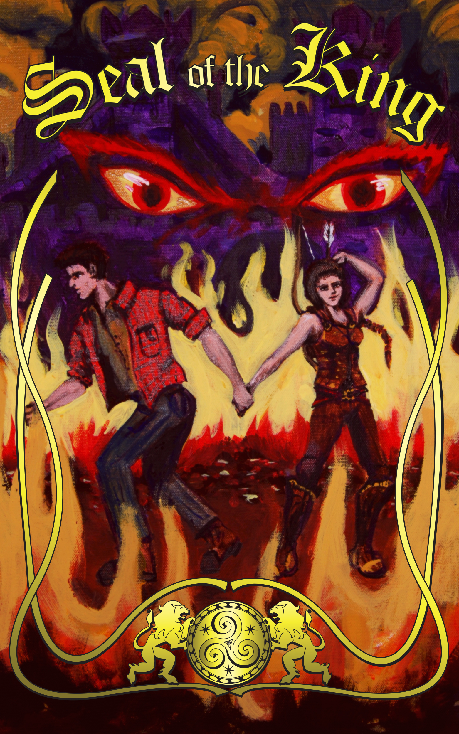 4.0 out of 5 stars Christian fantasy with lots of romance, August 7, 2014